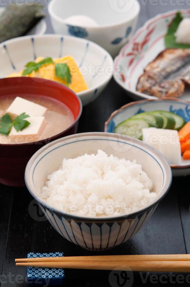 colazione giapponese foto