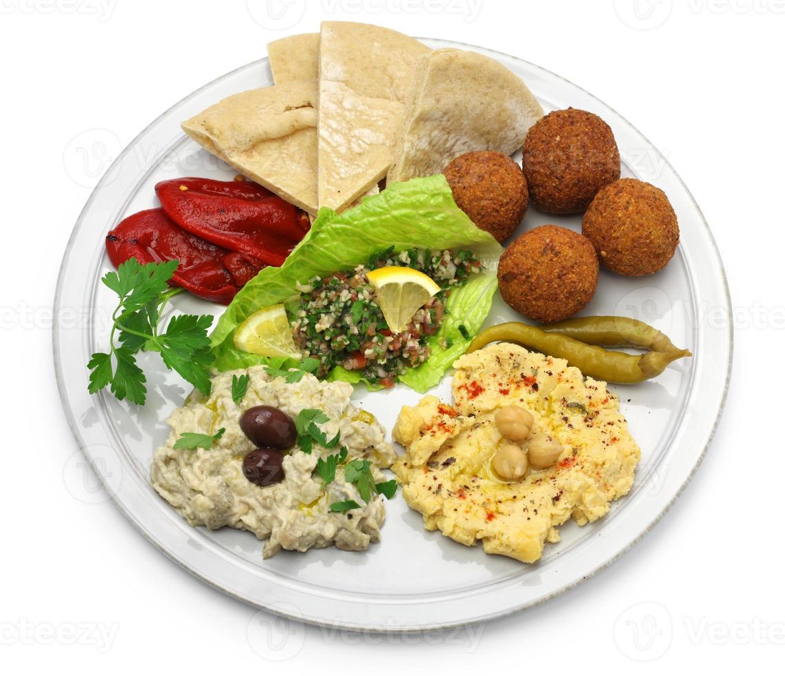 cucina mediorientale foto