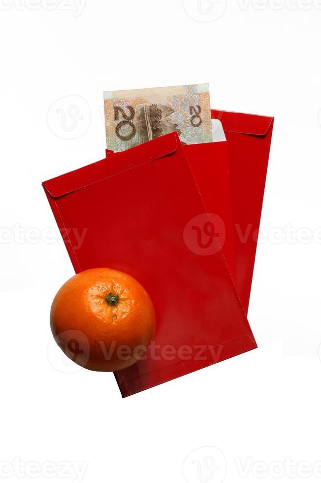 pacchetti rossi foto