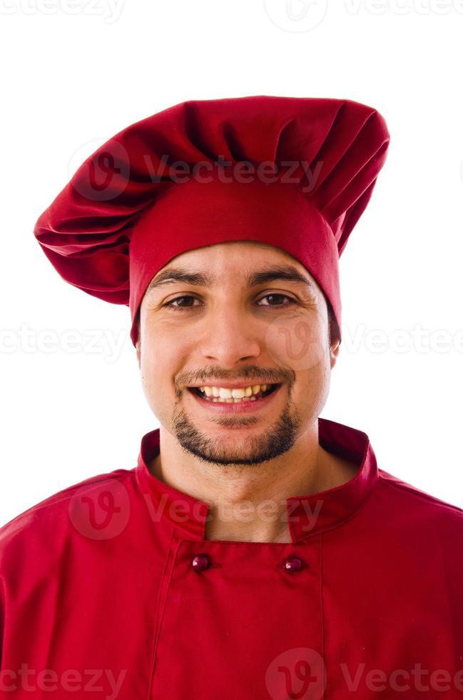 ritratto dello chef foto