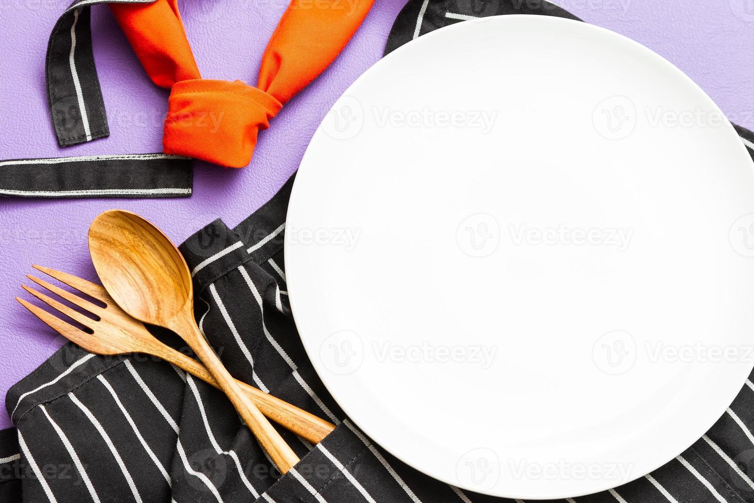 sfondo di chef foto