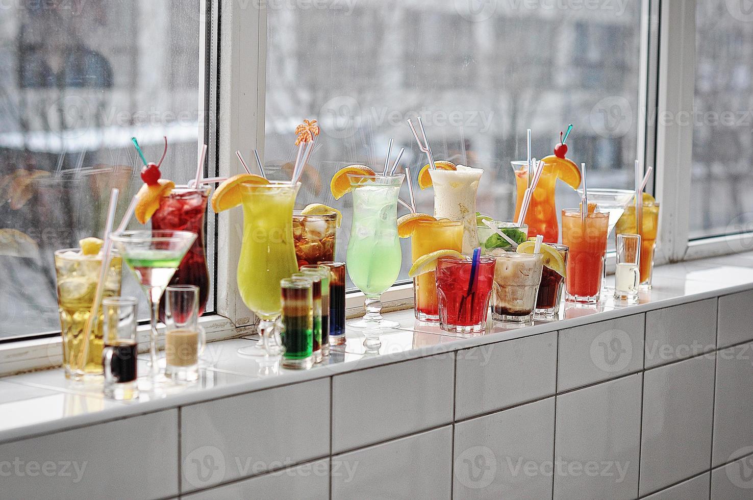 set di cocktail foto