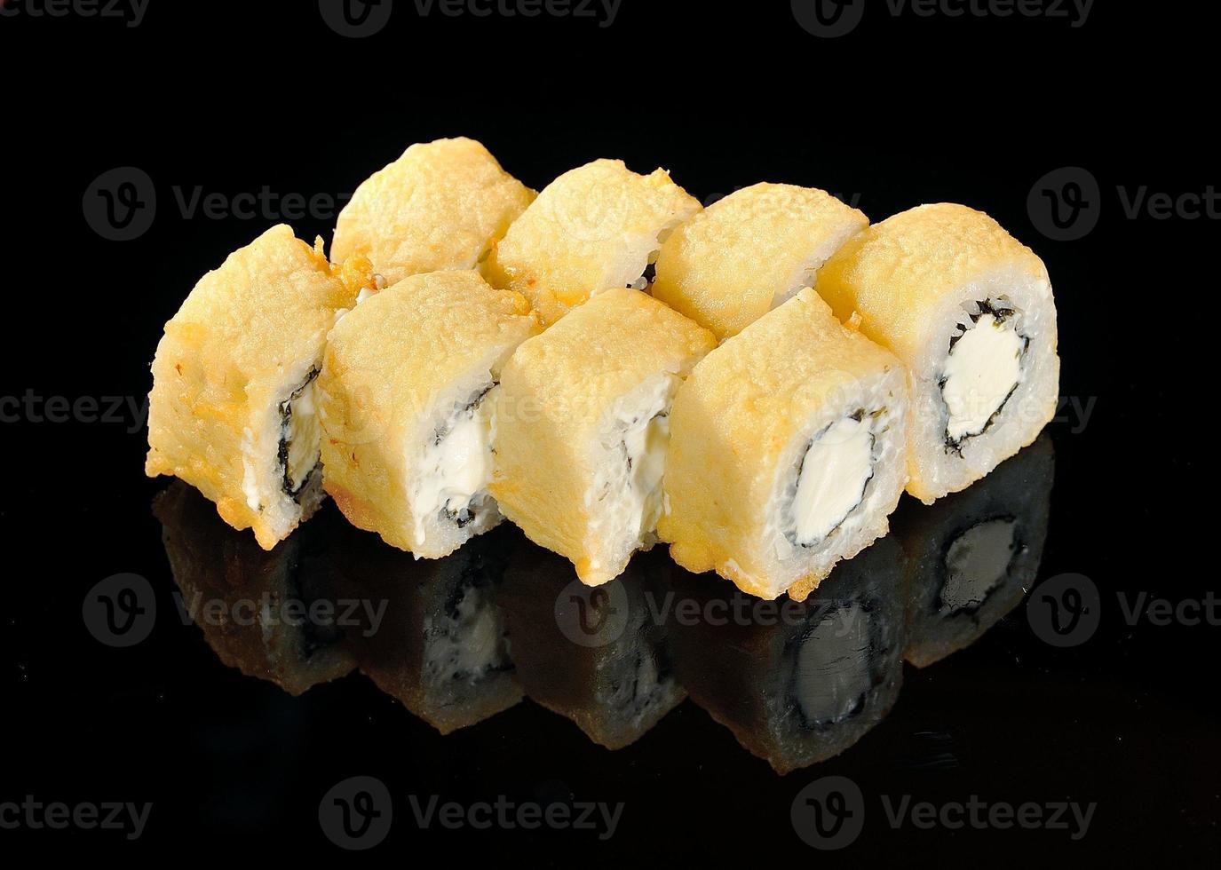 sushi tempura foto