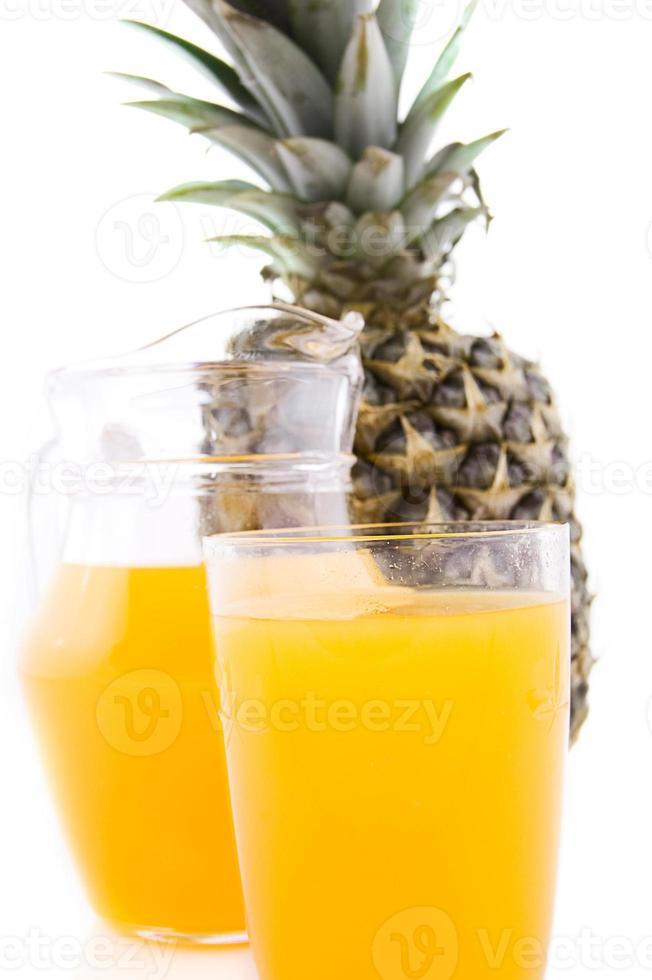 succo di ananas foto
