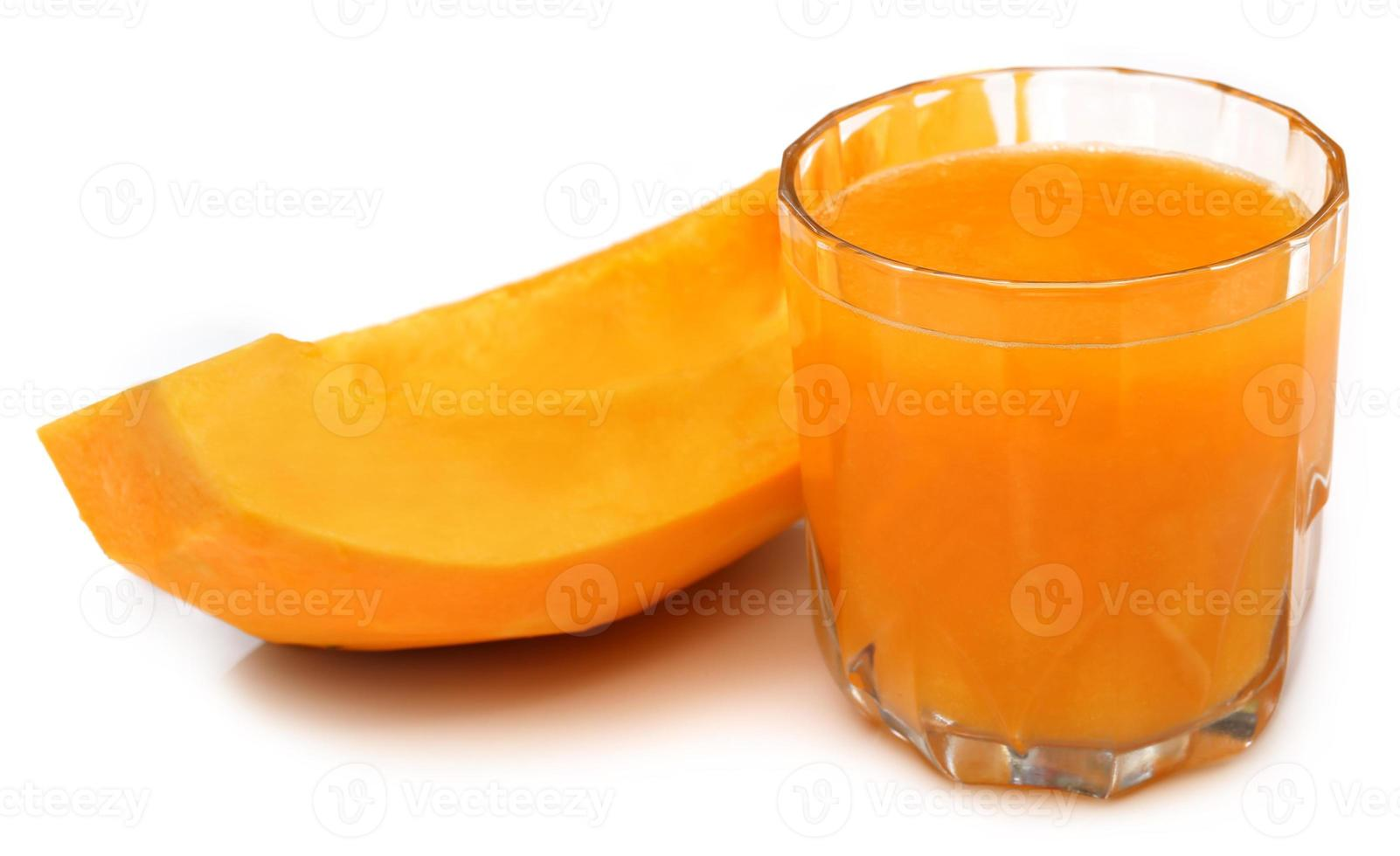 succo di papaya foto
