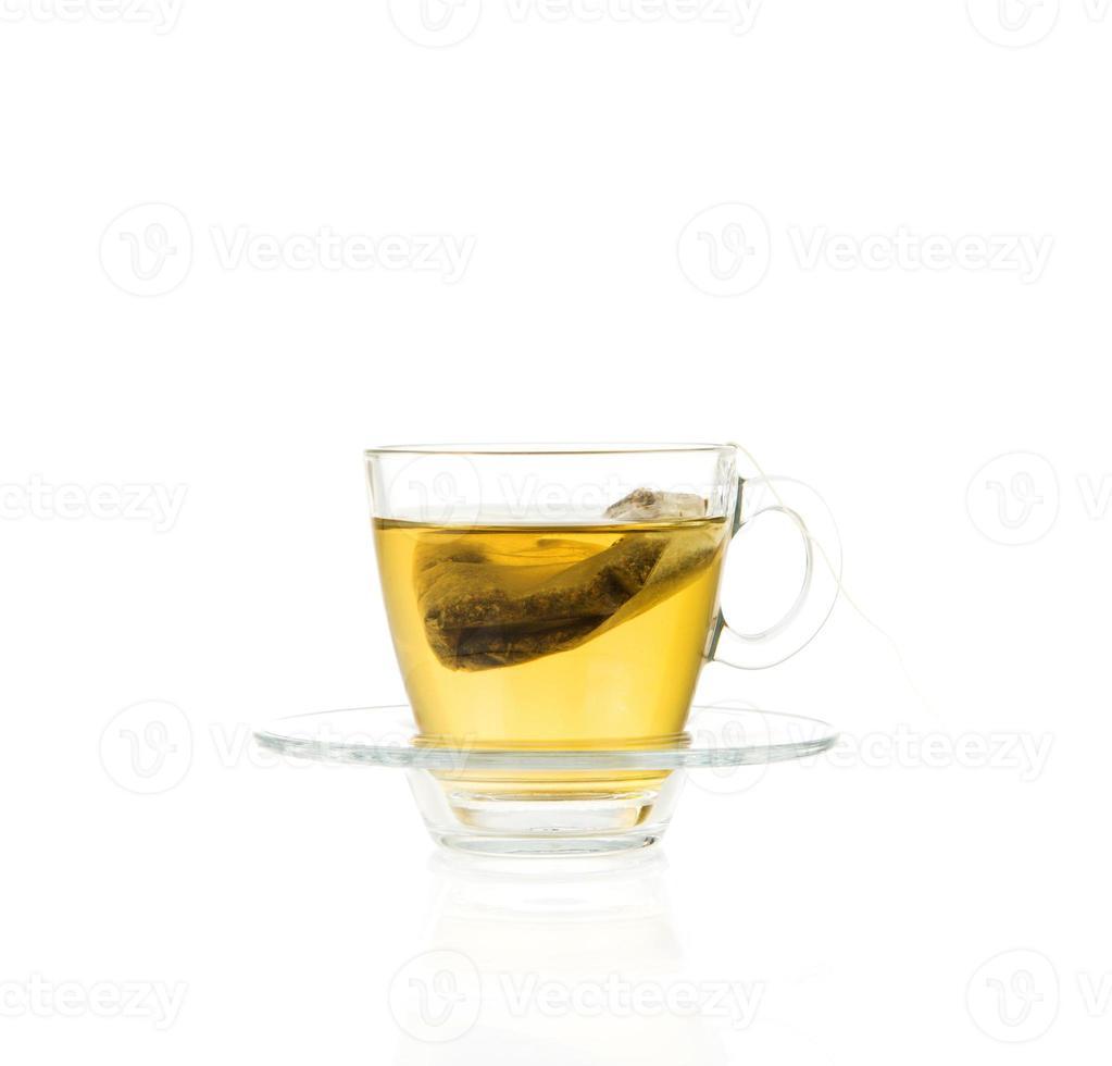 bustina di tè di tiglio 03 foto