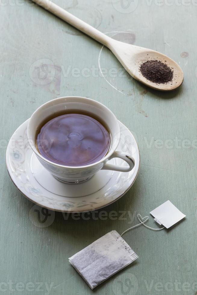 tè nero foto