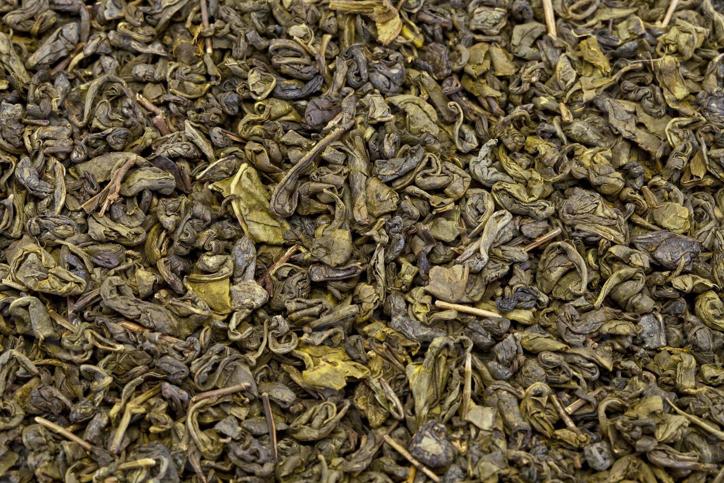 tè verde foto
