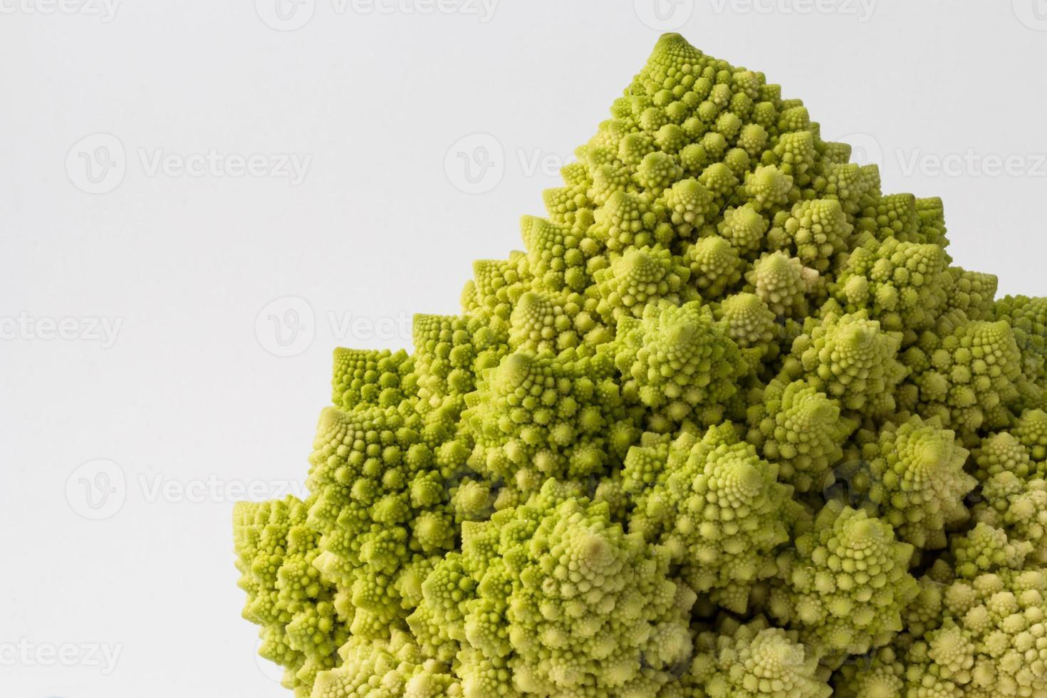 cavolfiore broccoli romanesco foto