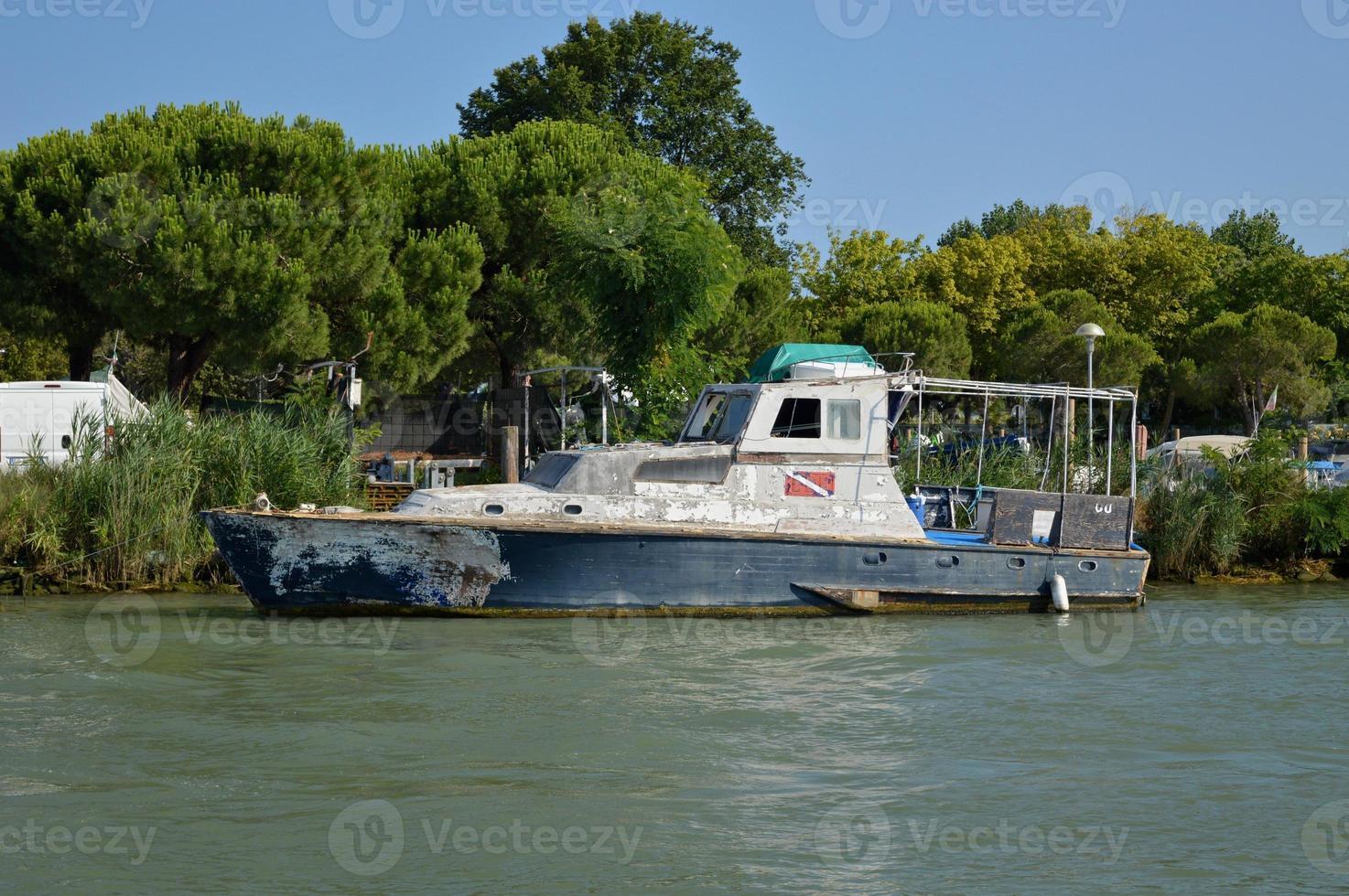 Fischerboot foto