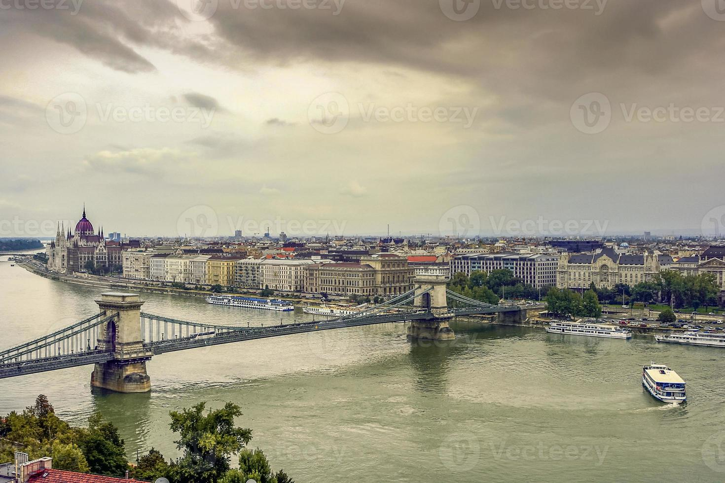 fiume Danubio foto