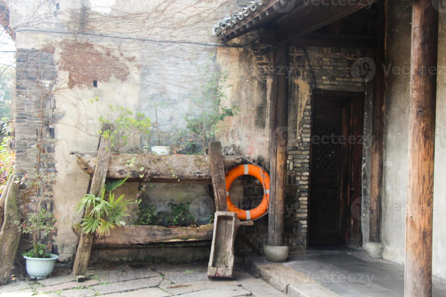 paesaggio di Wuzhen foto
