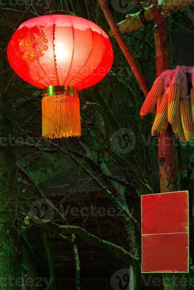 lanterna cinese foto