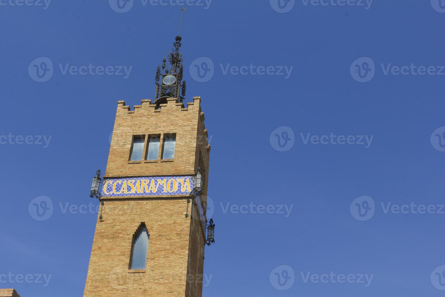 Torre Casaramona foto