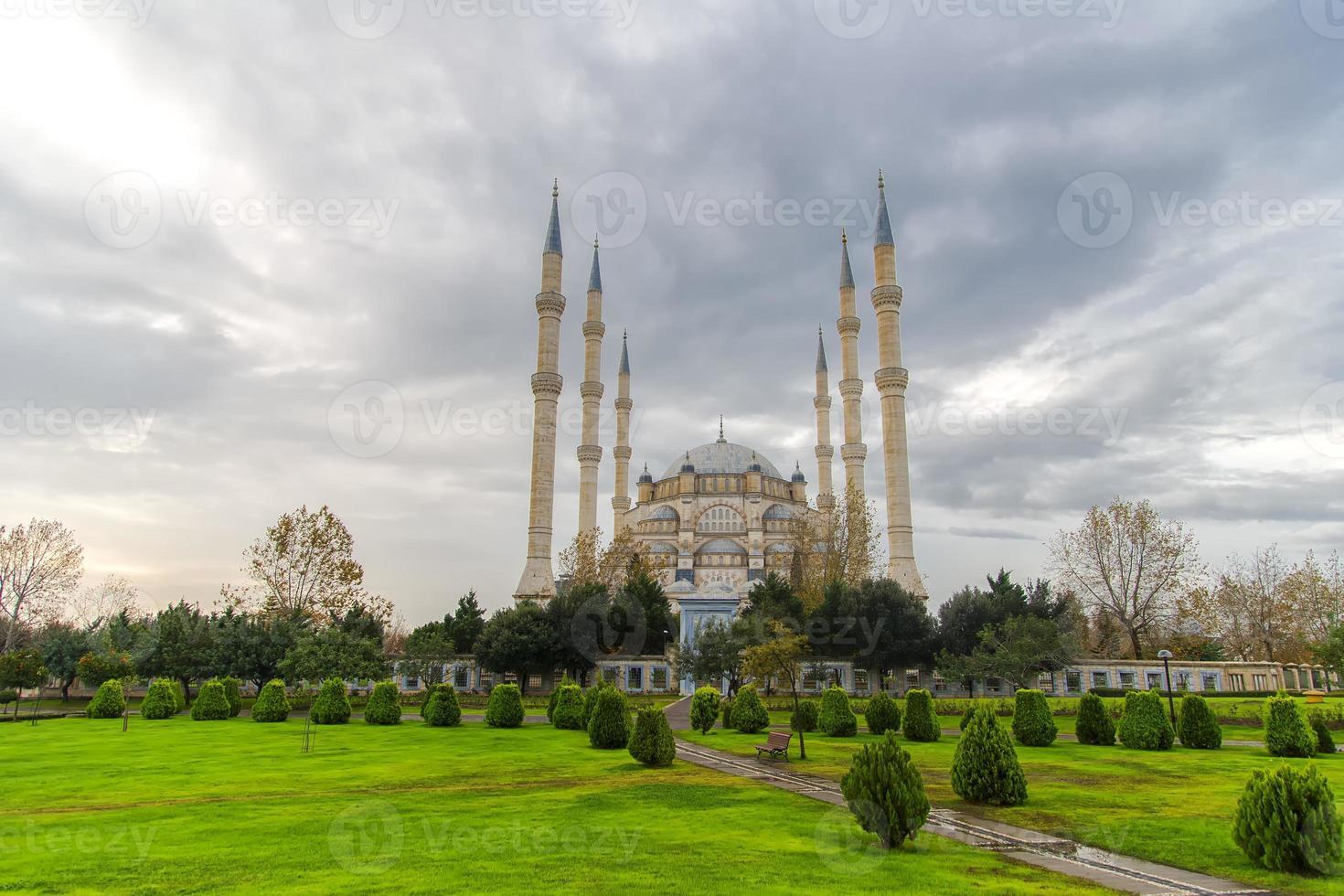 moschea di adana foto