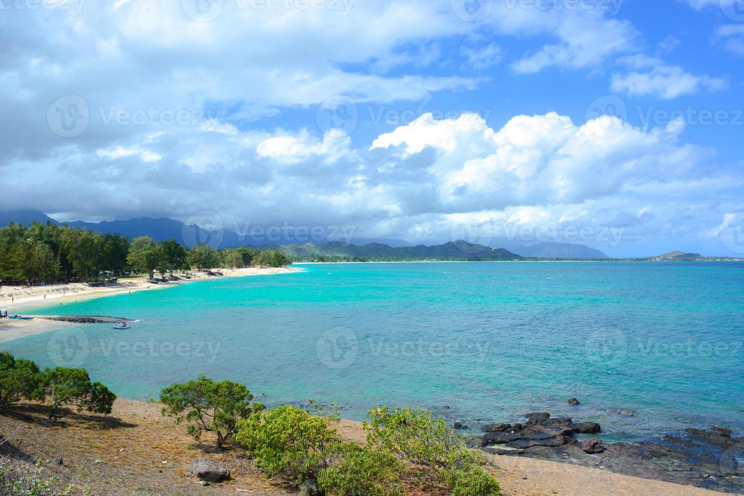 spiaggia di Kailua foto