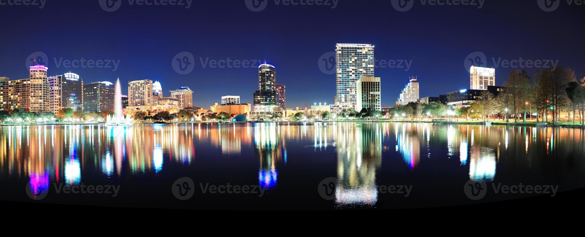 panorama di Orlando foto