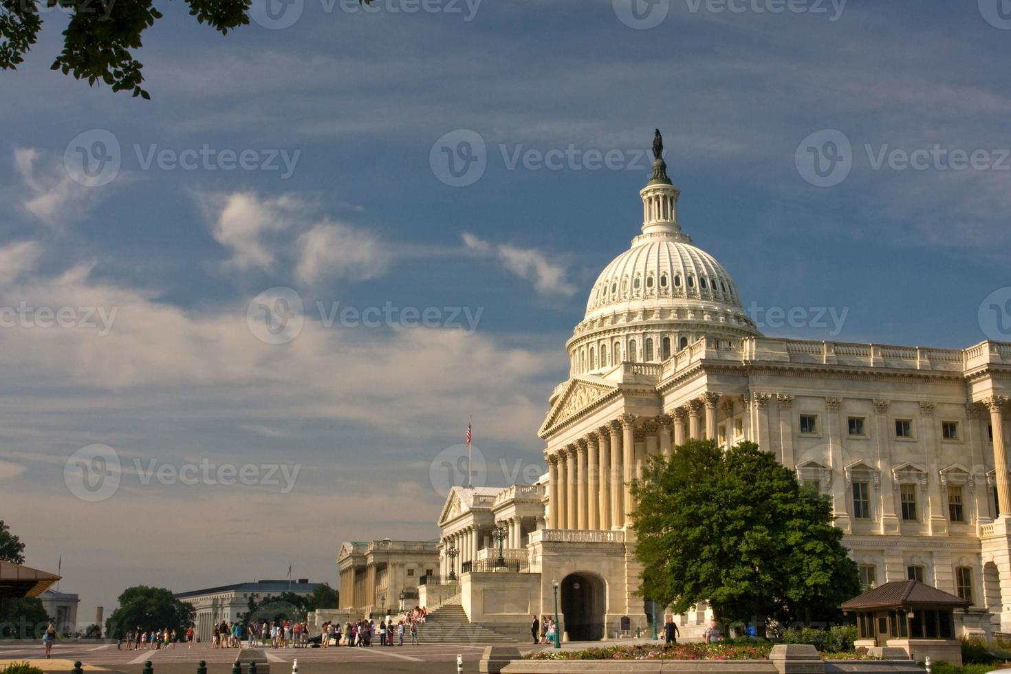stati uniti d'america - distretto di columbia - washington, capitale degli stati uniti foto