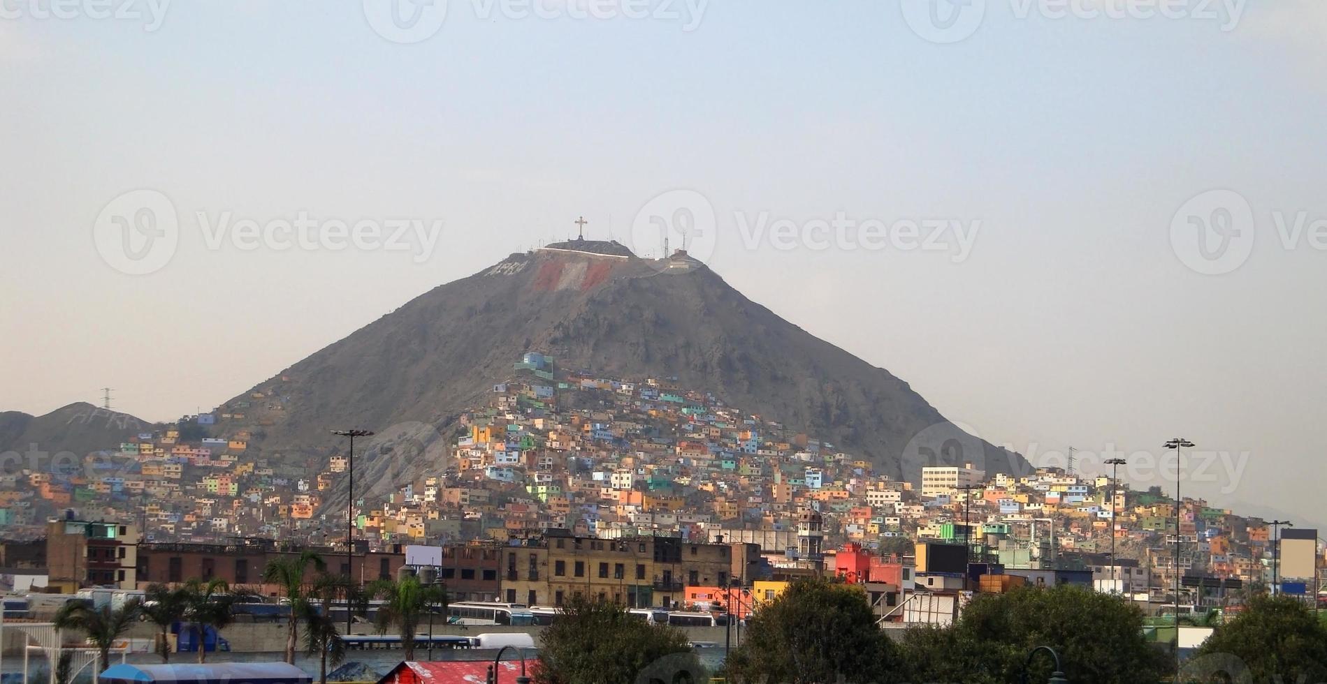 Lima in Perù foto
