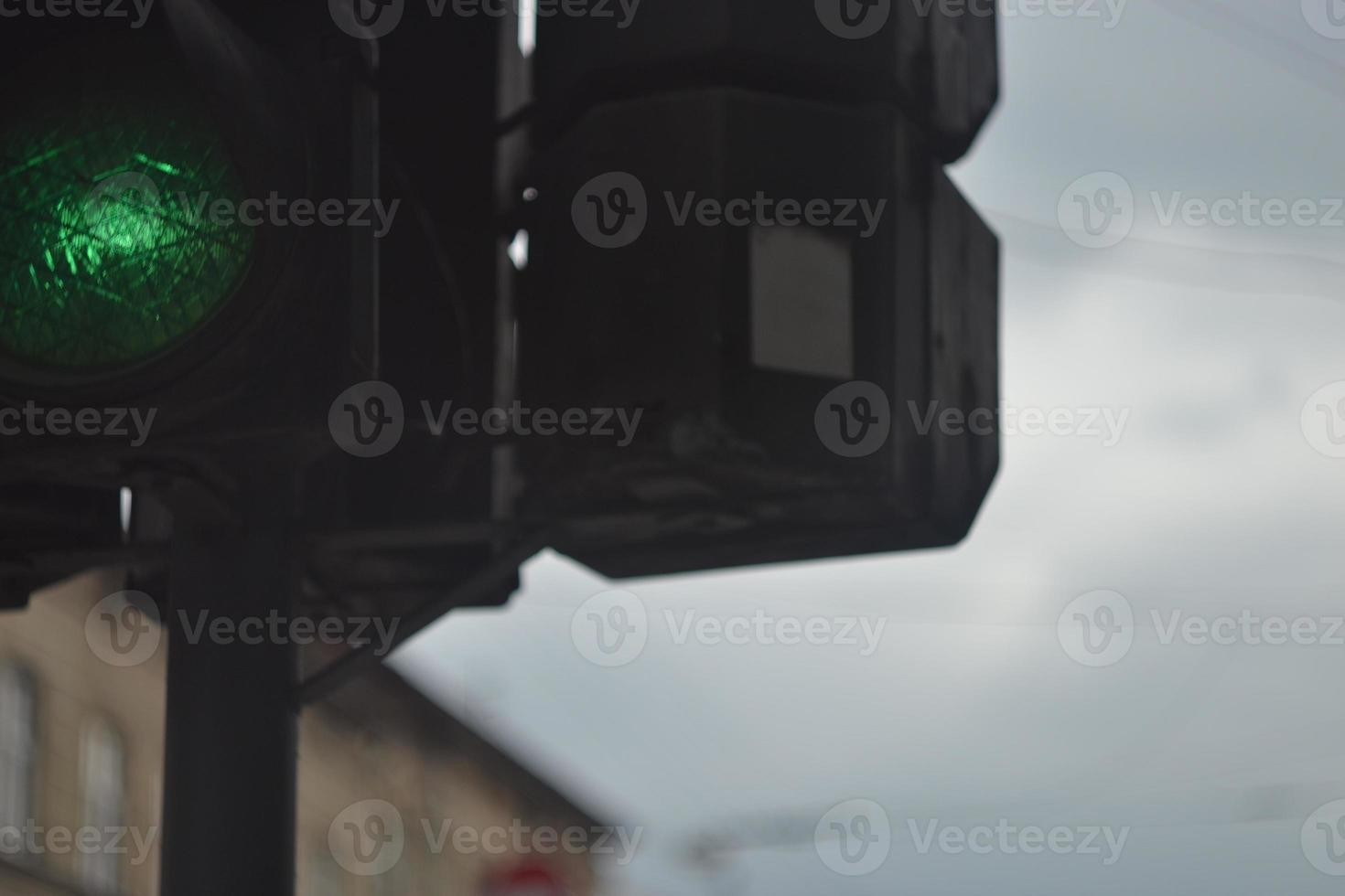 luce semaforo foto