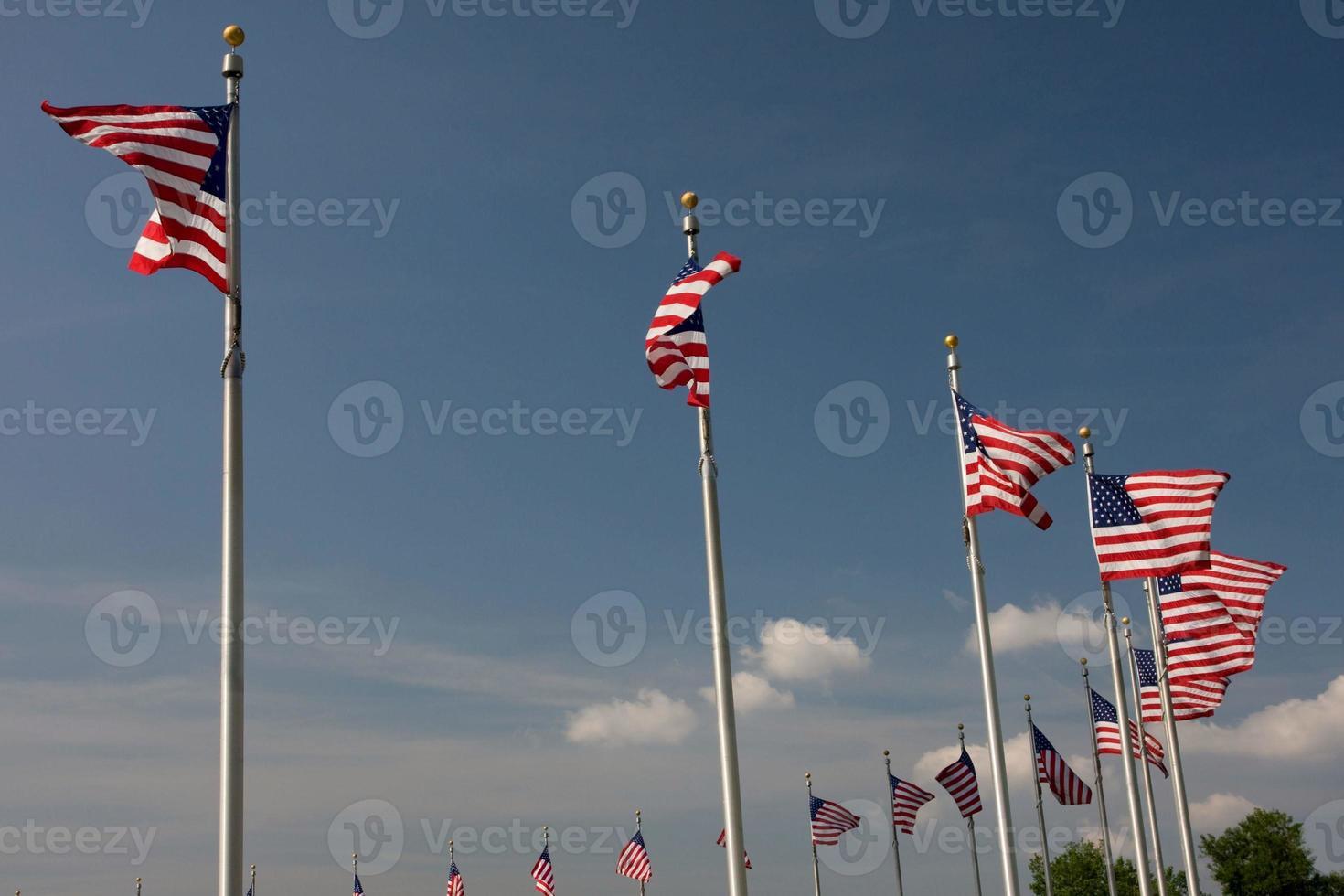 stati uniti d'america - distretto di columbia, washington, monumento a washington foto
