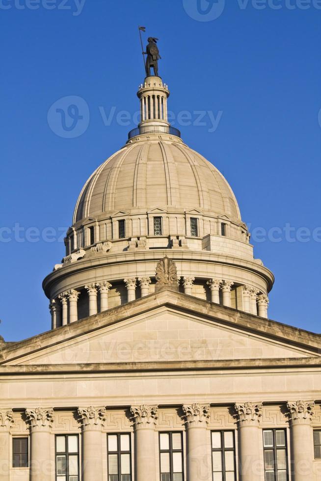 Oklahoma City - capitale dello stato foto