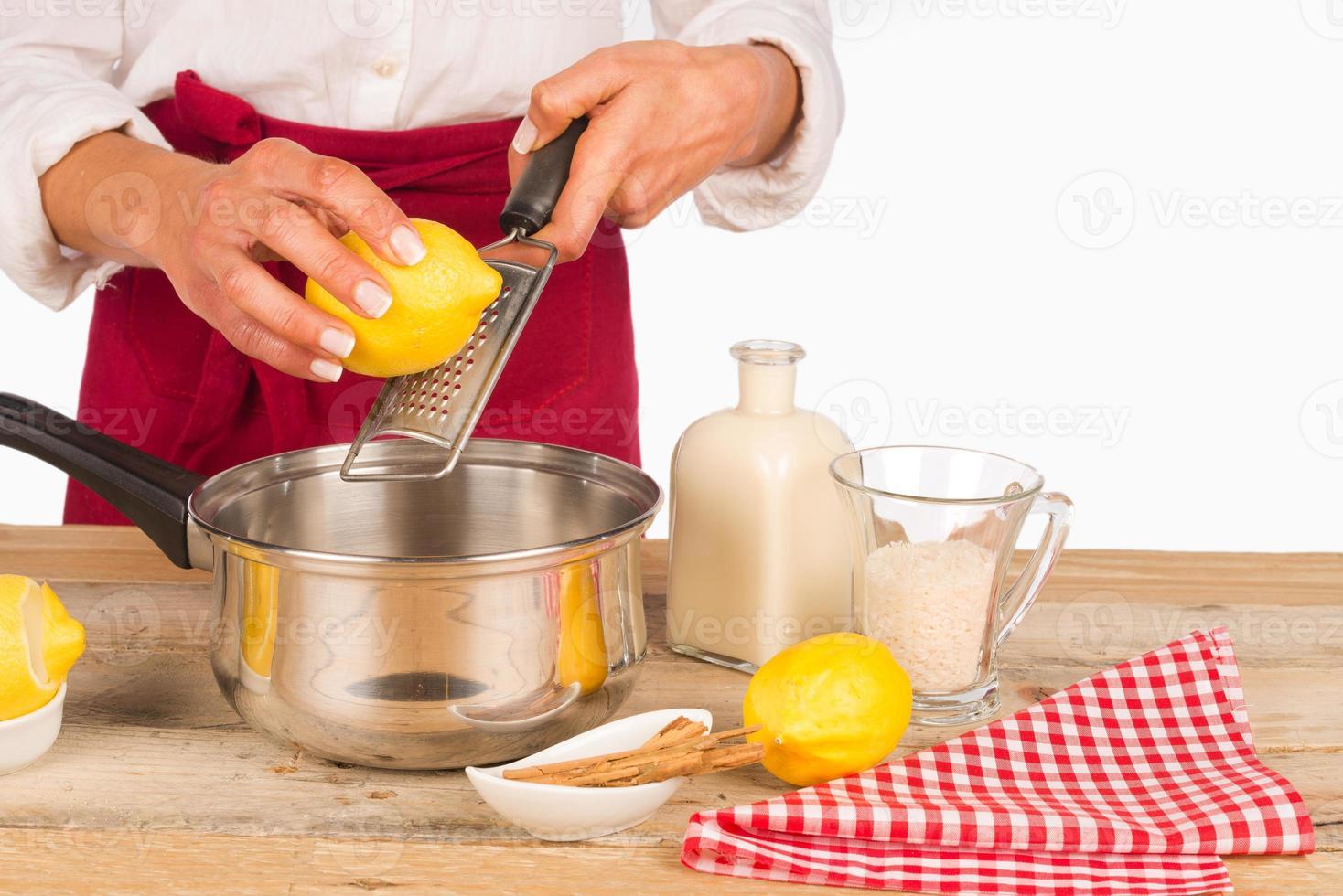 aroma di limone foto
