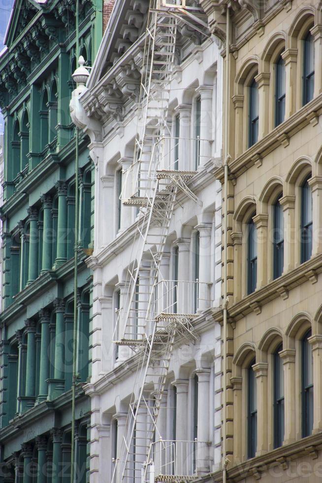 architettura di new york foto