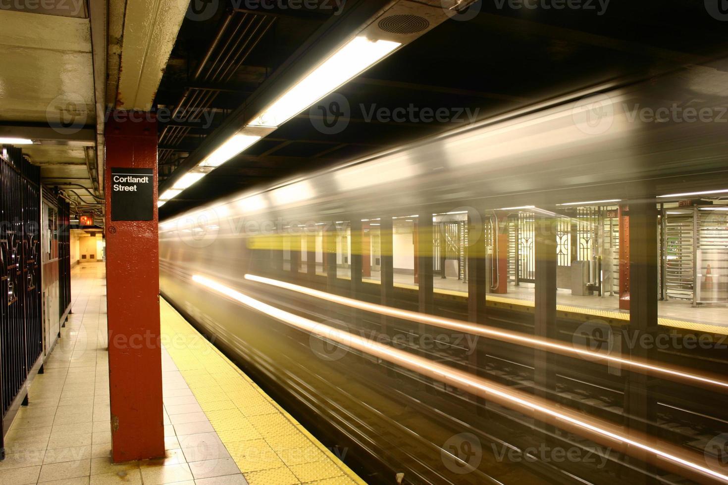metropolitana di New York City foto