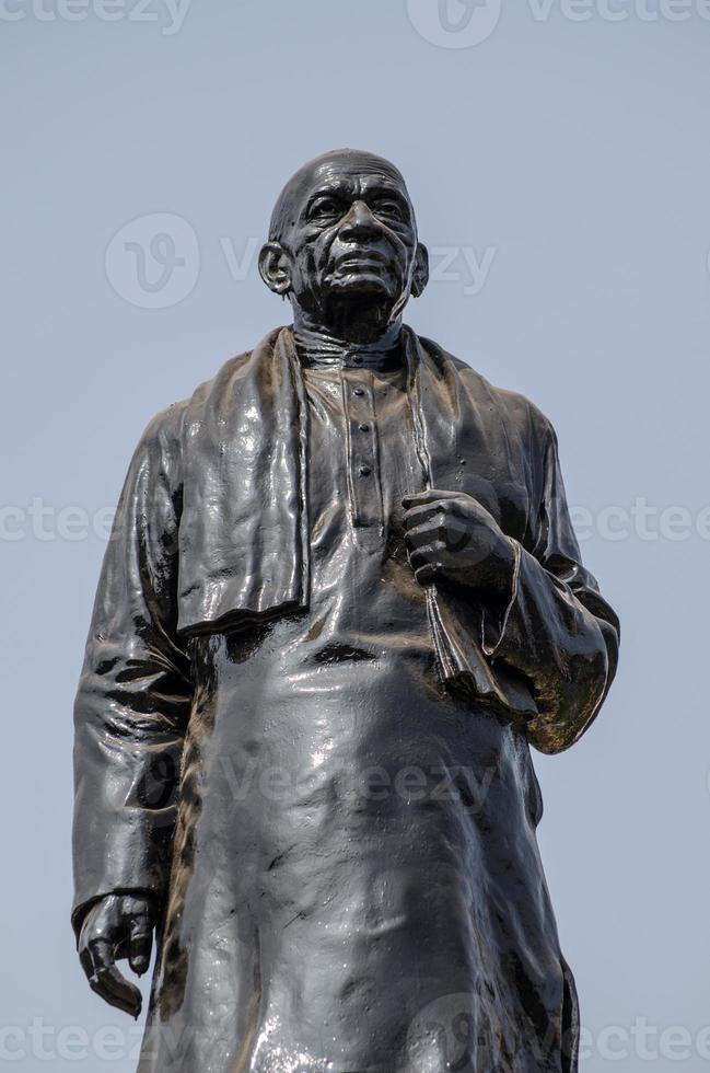 Statua di patel sardar vallbhbhai foto