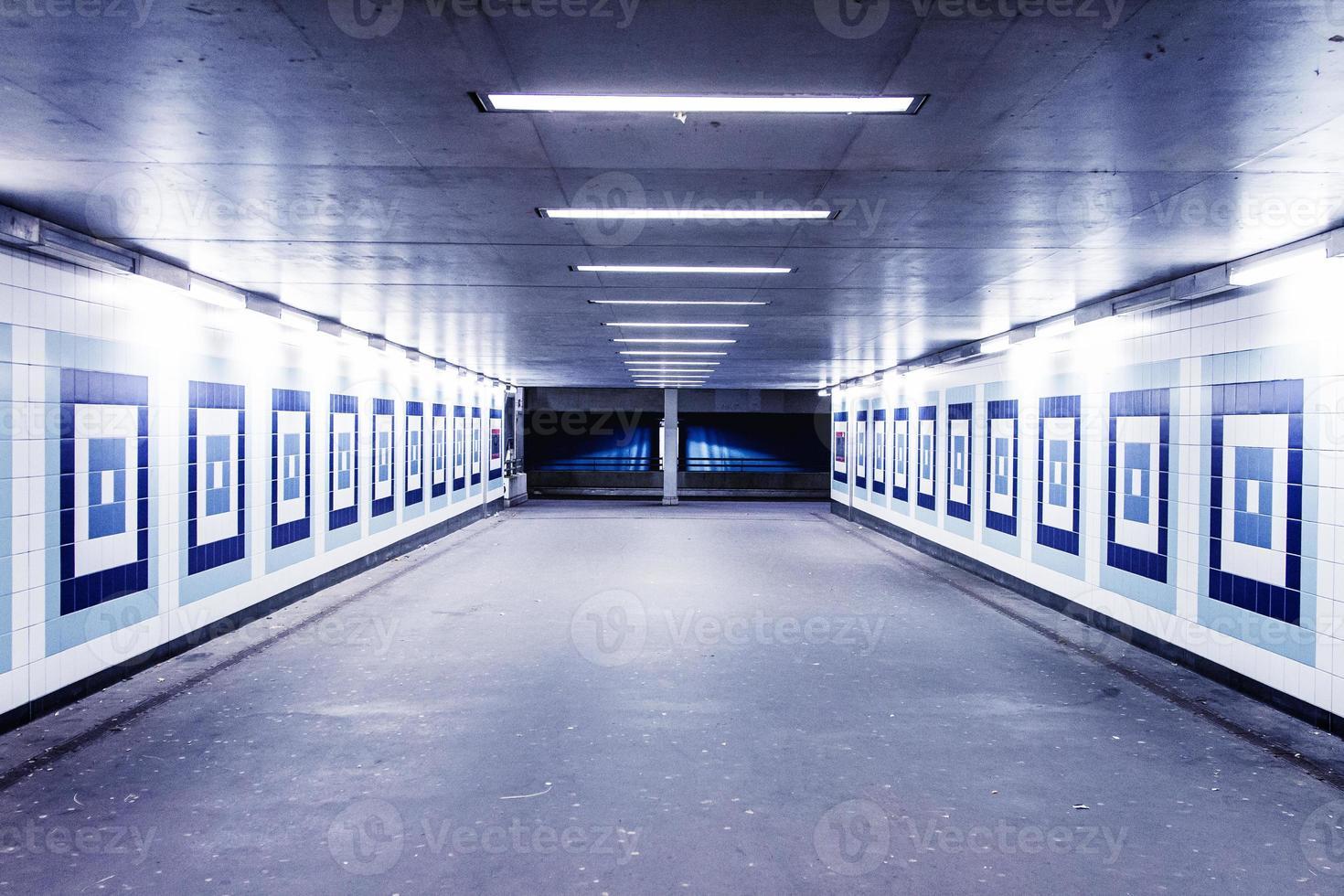 tunnel ipnotico foto