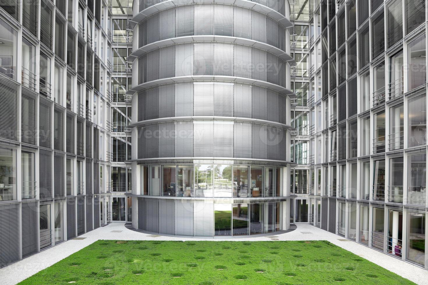 Paul Loebe Haus, Berlino, architettura moderna foto