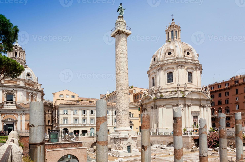 Roma antica antica rovina archeologia foto