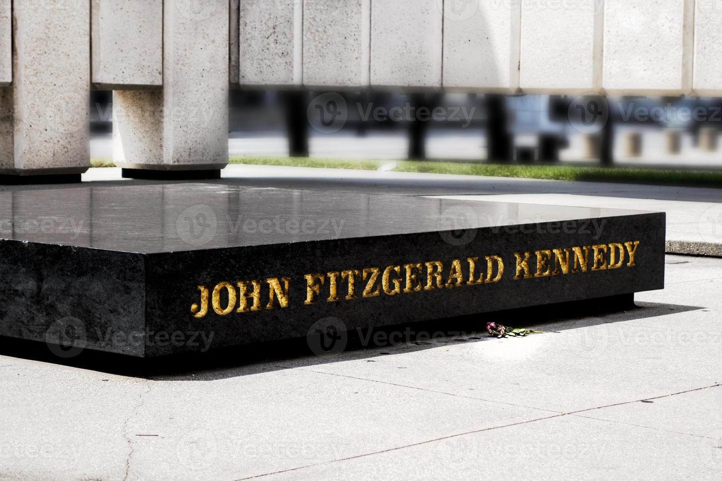 memoriale di jfk foto