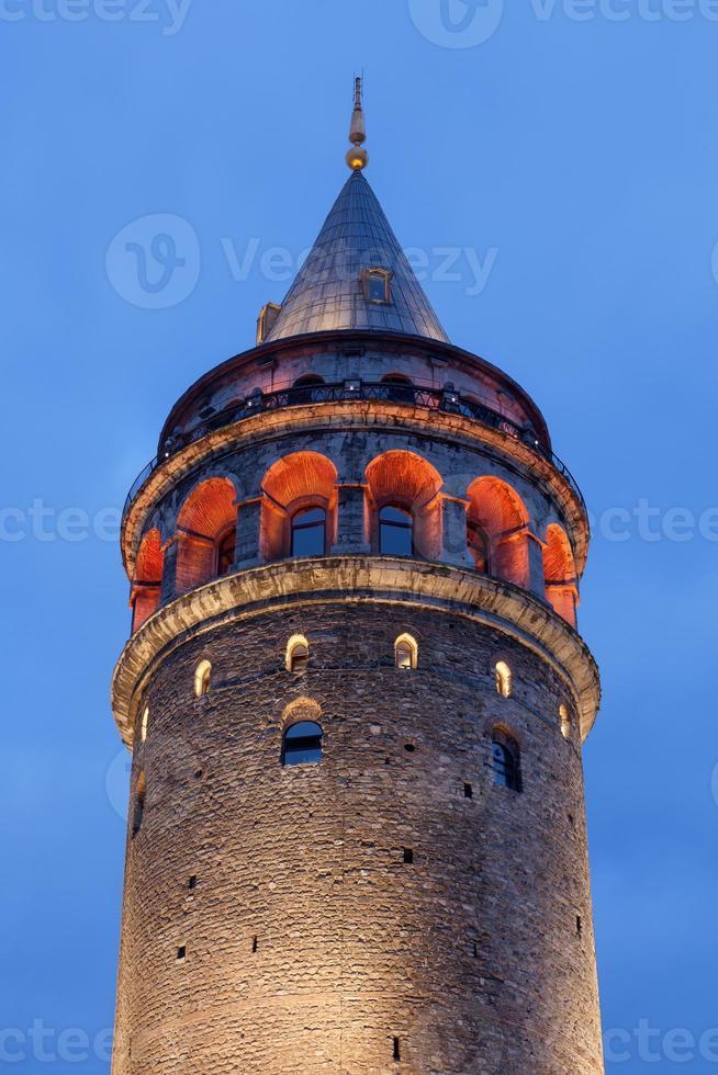 torre di galata foto