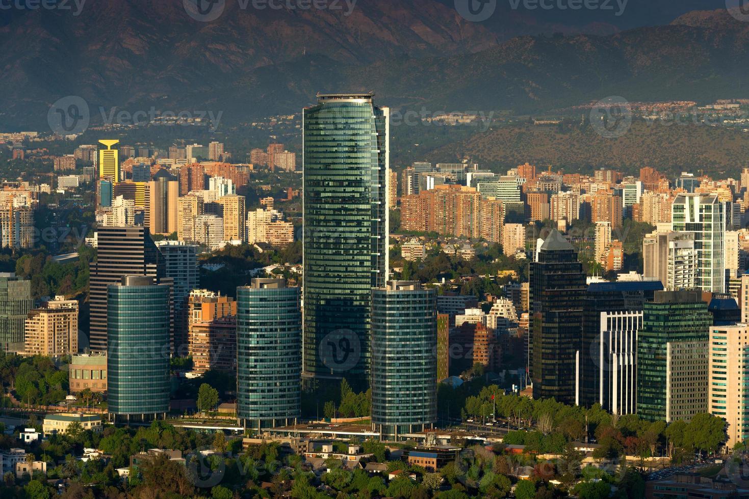 Santiago del Cile foto