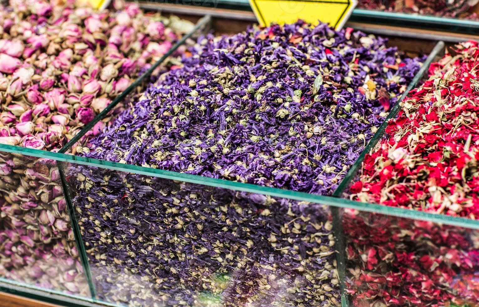 bazar di Istanbul foto