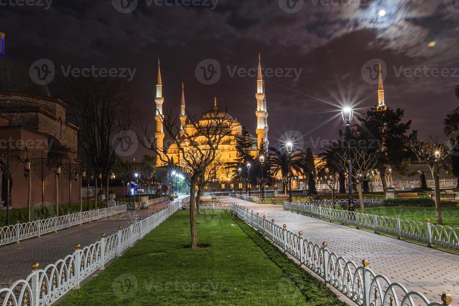 città affascinante (istanbul) foto