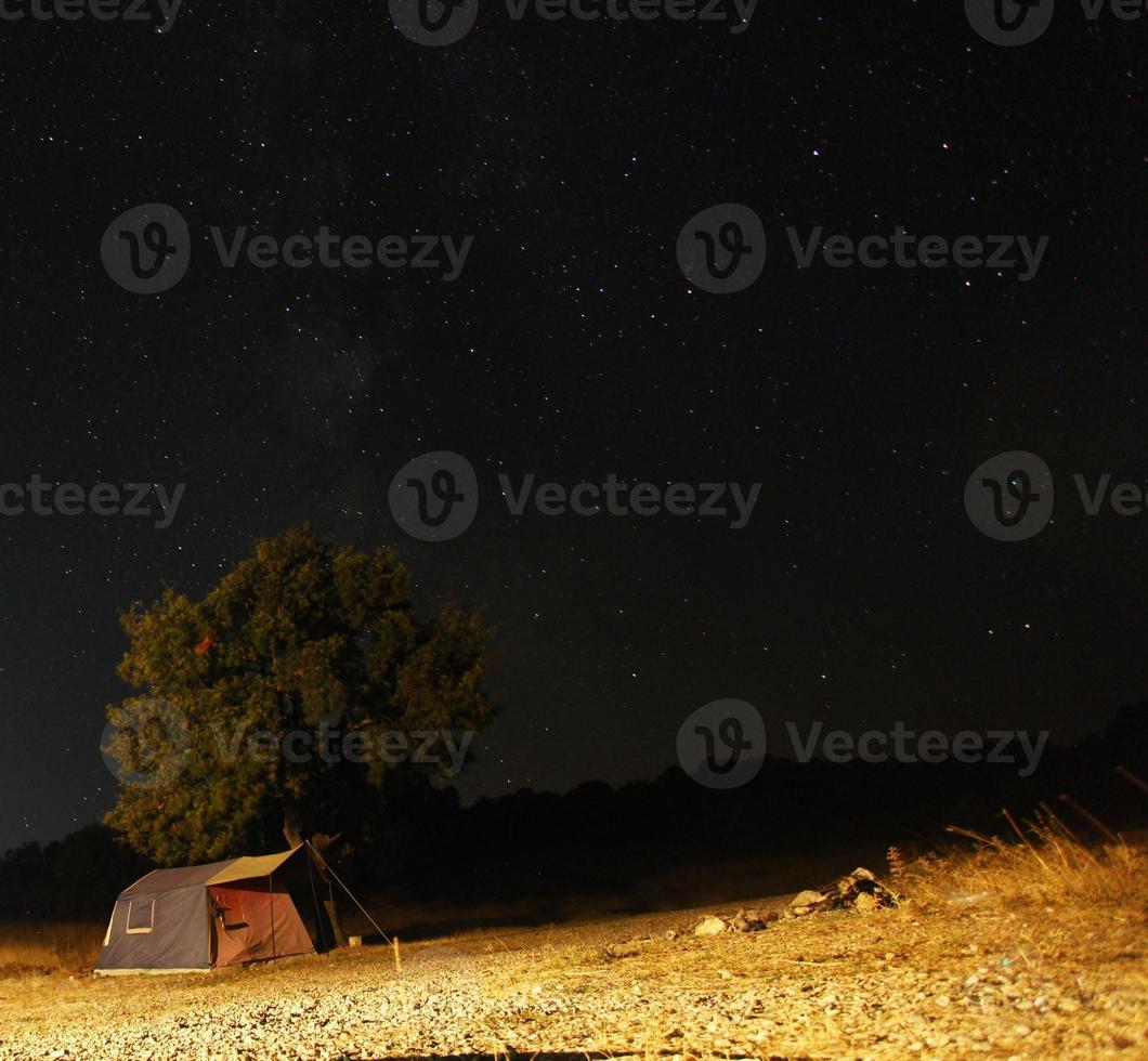 piacere della tenda foto