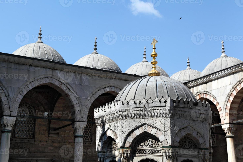 Yeni (nuova) moschea, Istanbul foto