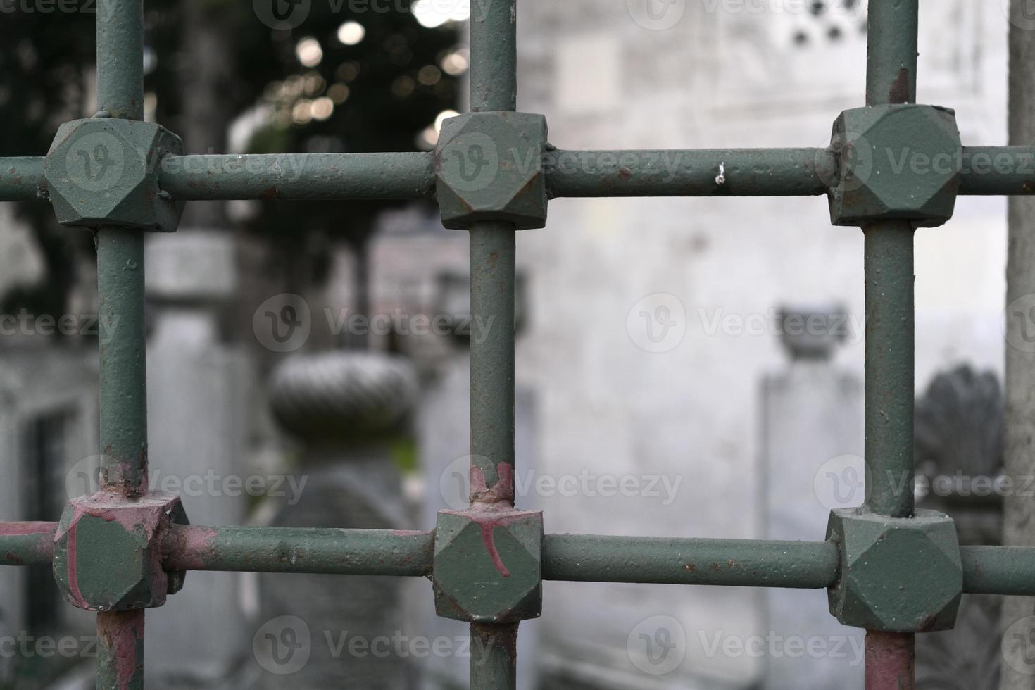 sfondo di ferro ottomano foto