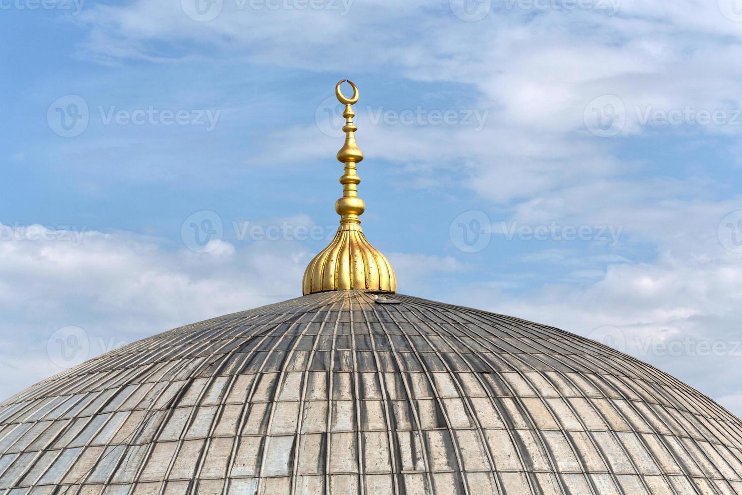cupola sultanahmet foto