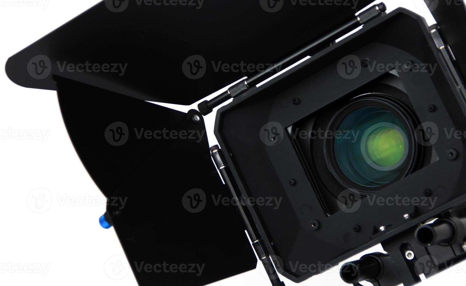 primo piano della fotocamera foto