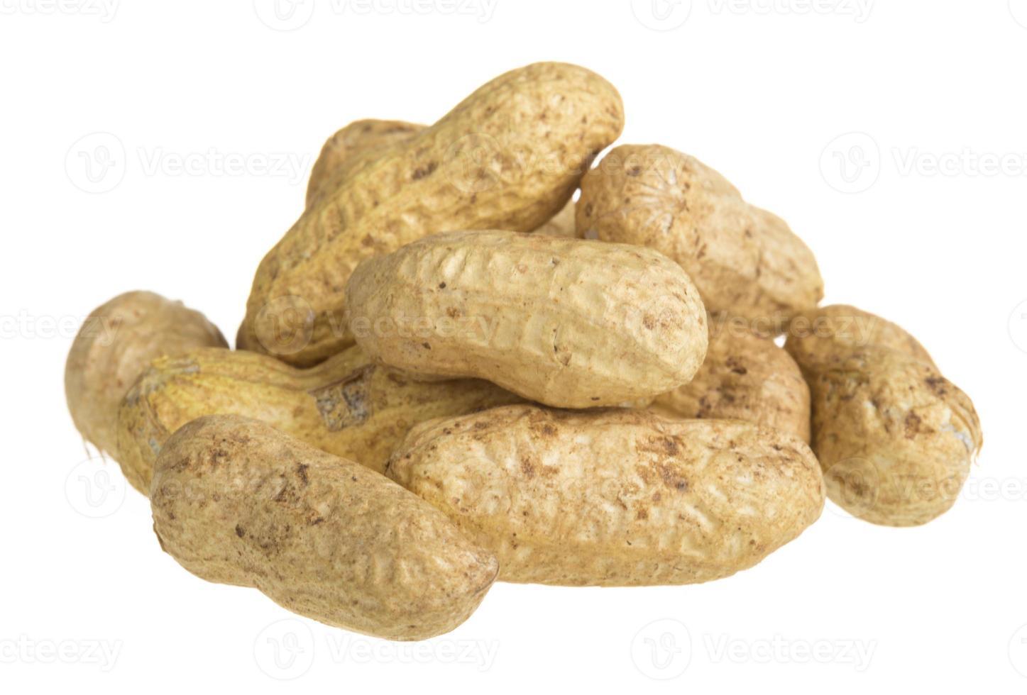 stretta di arachidi foto