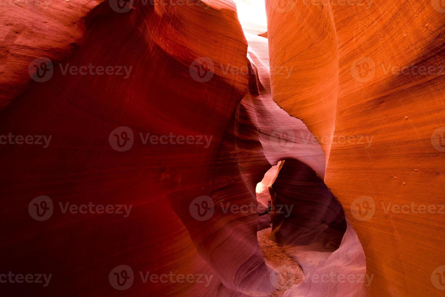labirinto di sabbia infuocata foto