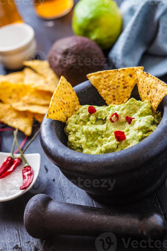cibo messicano foto