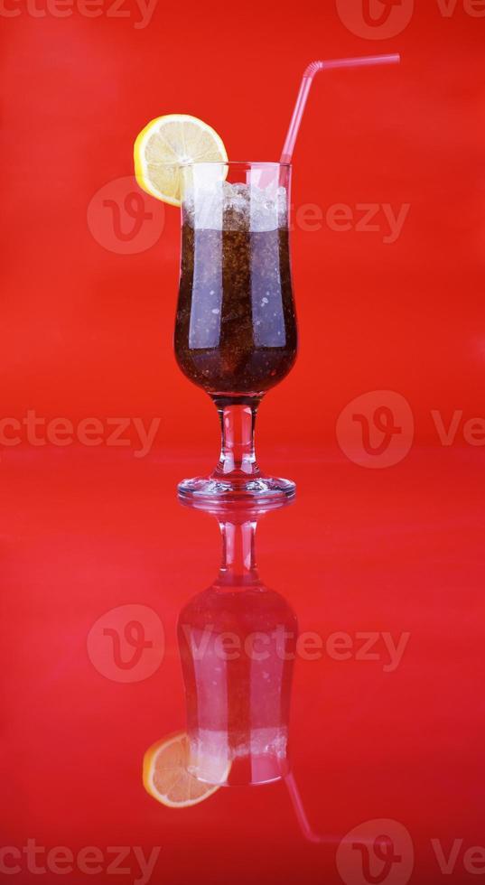 soda ghiacciata foto