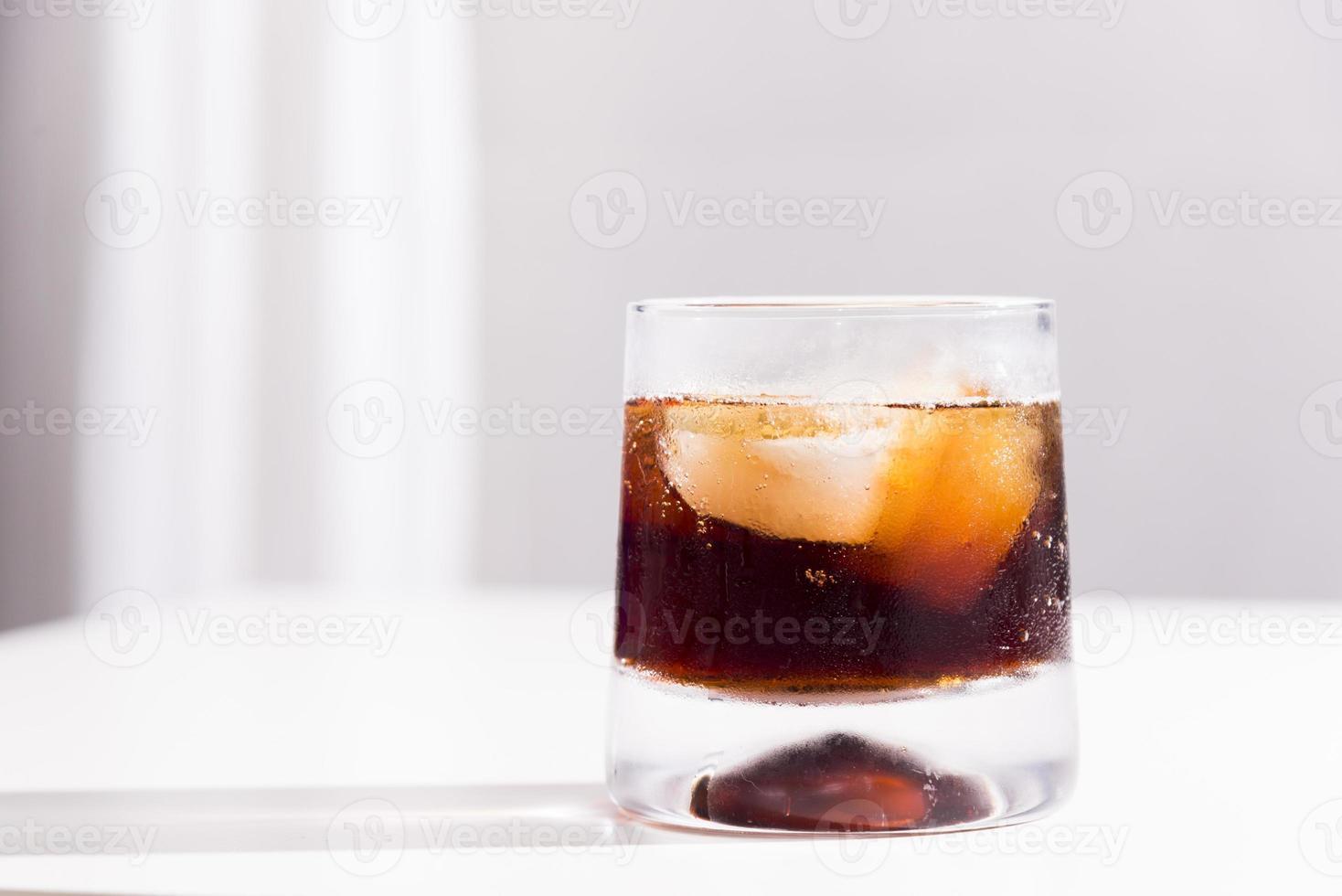 tazza di coca cola foto