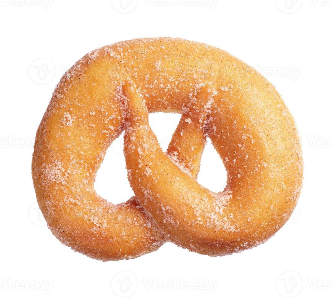 pretzel dolce foto
