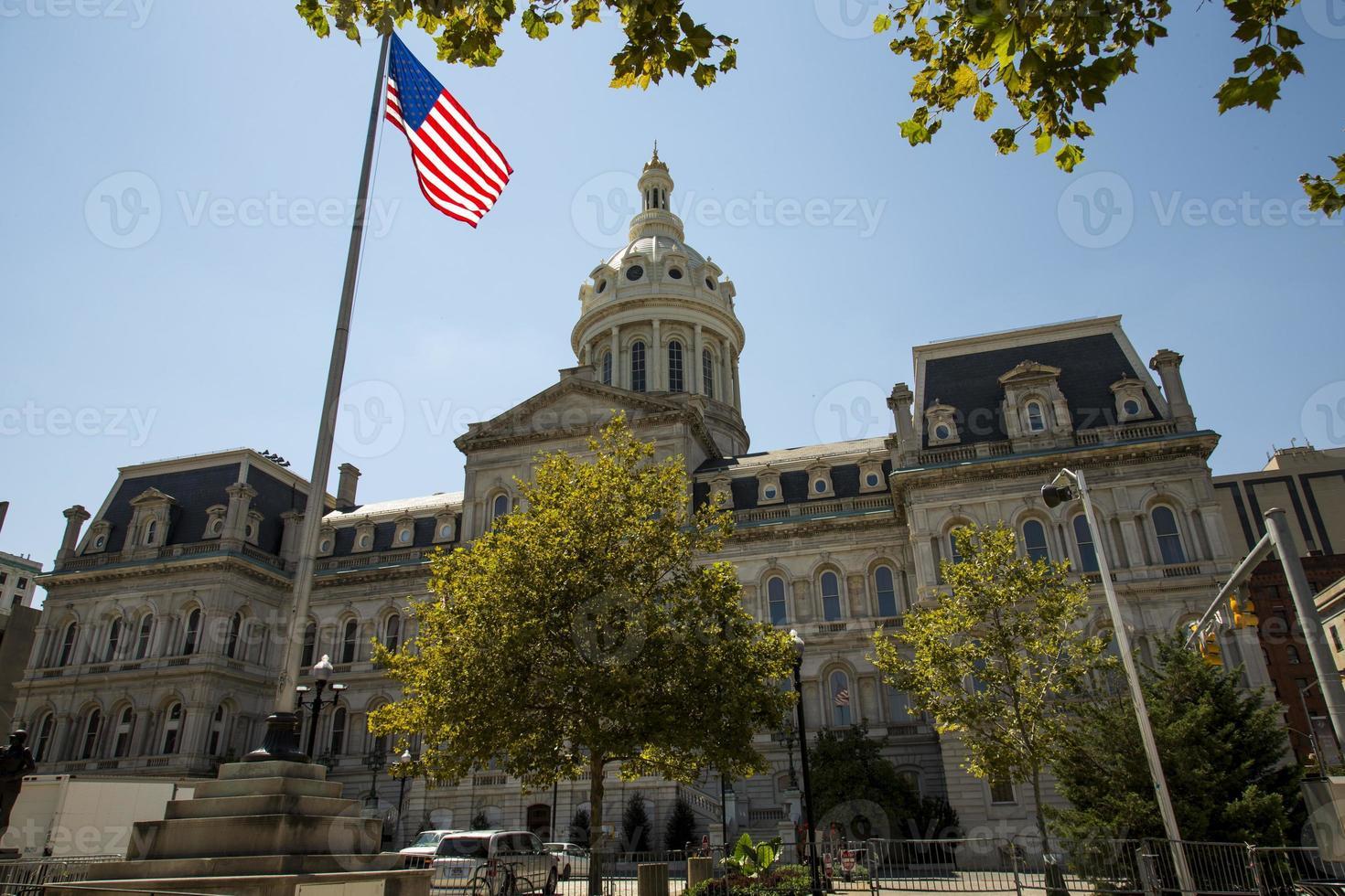 Municipio di Baltimora Maryland foto